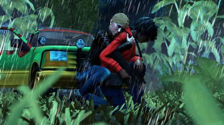 Jungle Fevers by shrunkenlover
