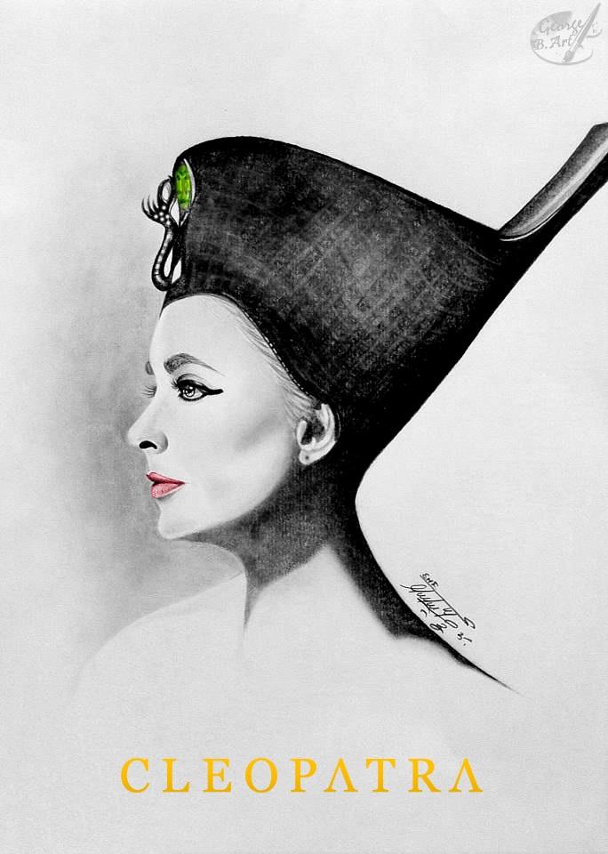 Cleopatra by George-B-Art