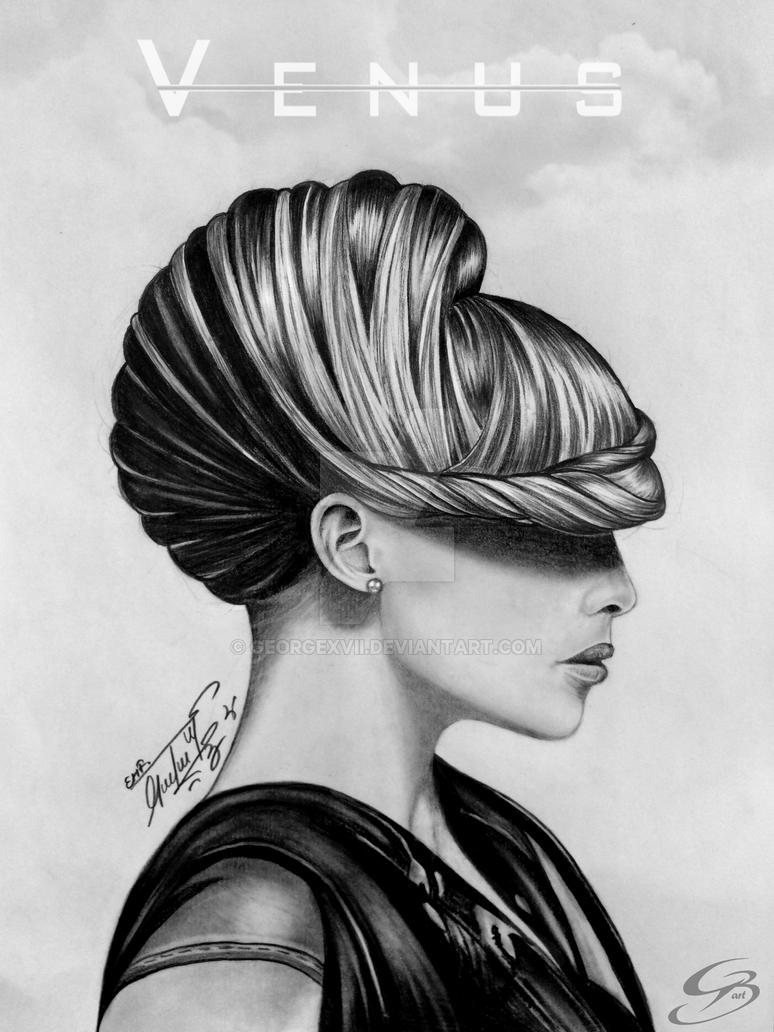 Venus  by GeorgeXVII