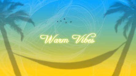Warm vibes 4k