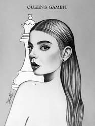 Queen's Gambit by GeorgeXVII
