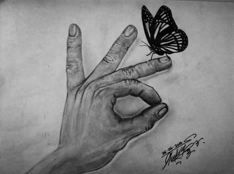 Hand drawing 2006