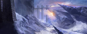 Winter's coming by wildheadache