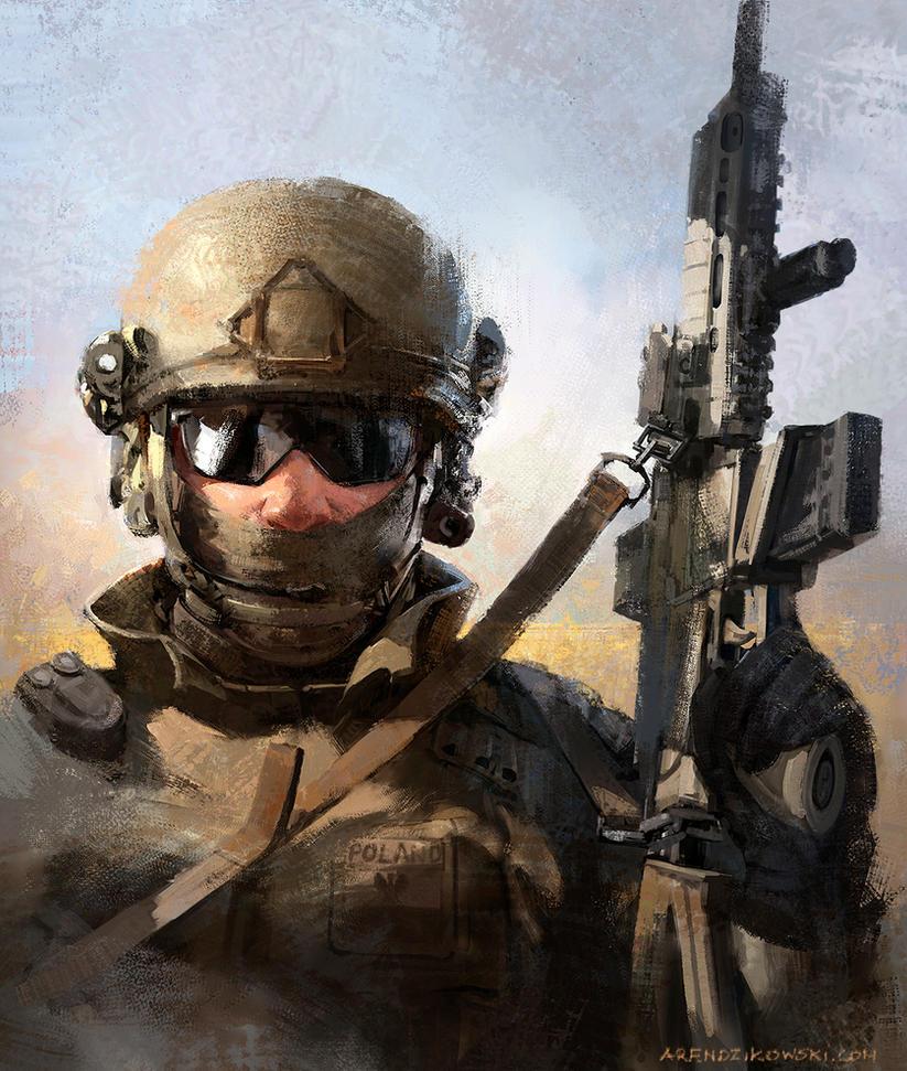 GROM Operator by wildheadache