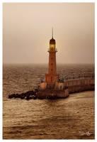Lighthouse by Shikaz