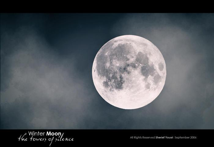 Winter Moon by Shikaz