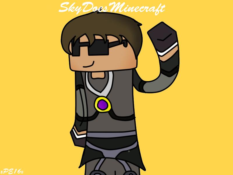 Minecraft Skydoesminecraft Minecraft - SkyDoesMinecraft
