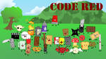 Code Red characters!