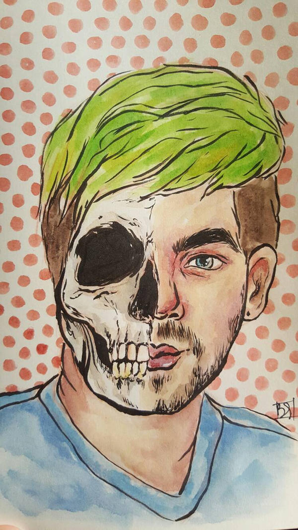 Jacksepticeye  by brooketrout1