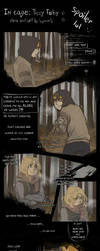 In Cage: Ticci Toby story Page idk just spoiler af by Lynnarty