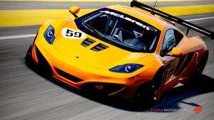McLaren Orange