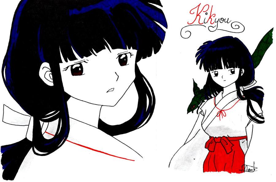 Kikyou by xMomooh