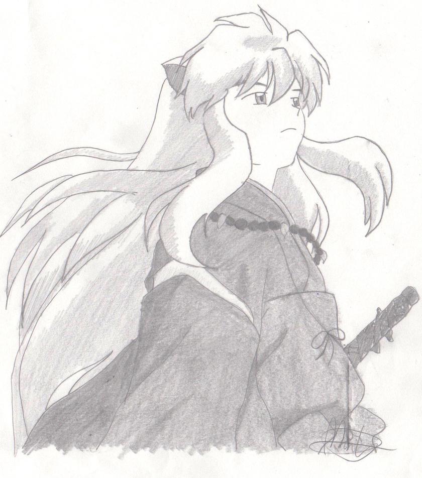 Inuyasha by xMomooh