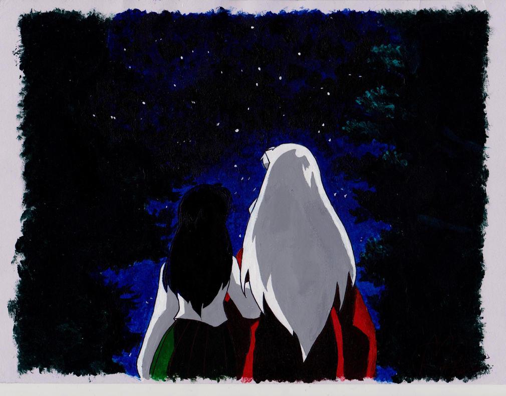 Stargazing by xMomooh