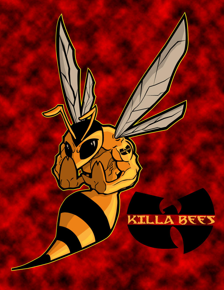 Killa Bee by funkydoodler