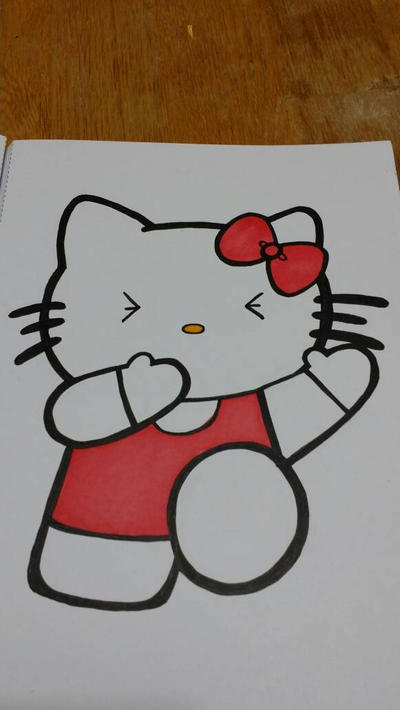 Hello Kitty by KCCreations