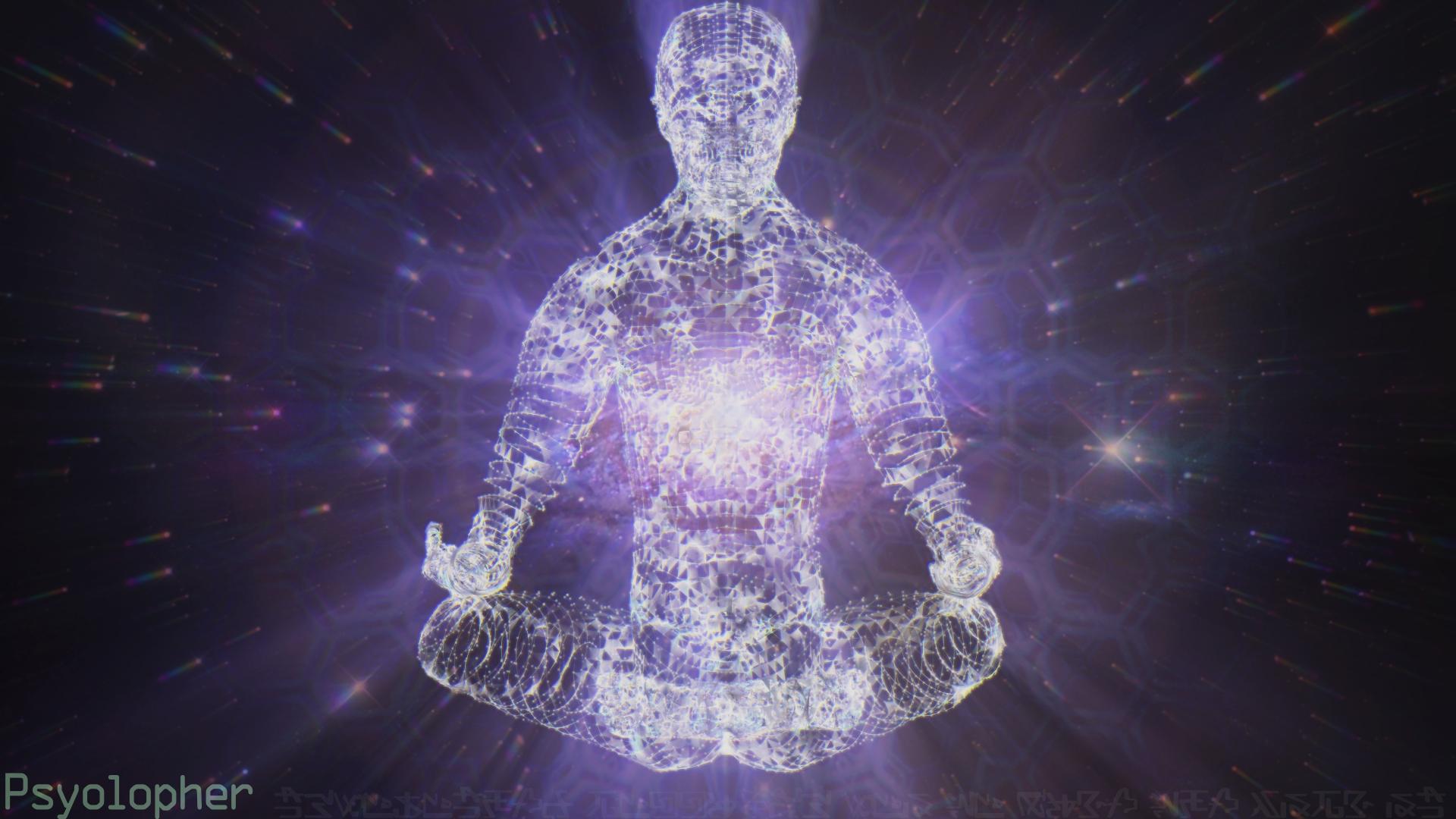 Psyolopher - Cosmic Meditation by Psyolopher on DeviantArt