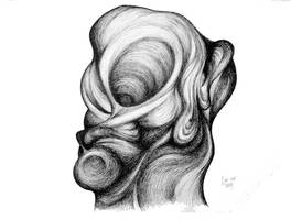A modern polyphemus (SOLD)