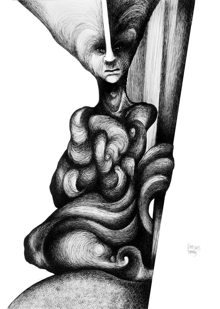 The Sphinx by RedTweny
