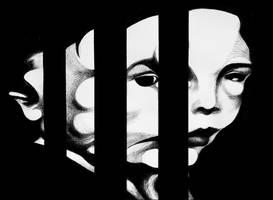 Baby prisoner (SOLD) by RedTweny