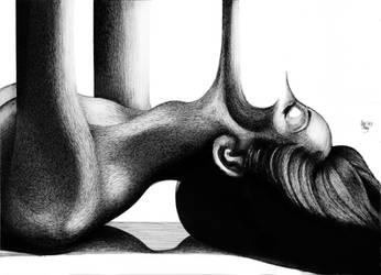 Parallel Screams by RedTweny
