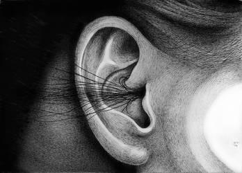 Unpleasant Noises by RedTweny