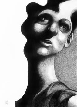 Wavy Portrait