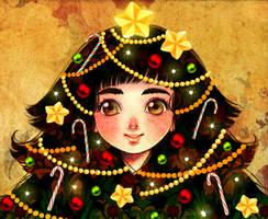 Merry Christmas / Feliz Navidad!!! by Victoria-Rivero