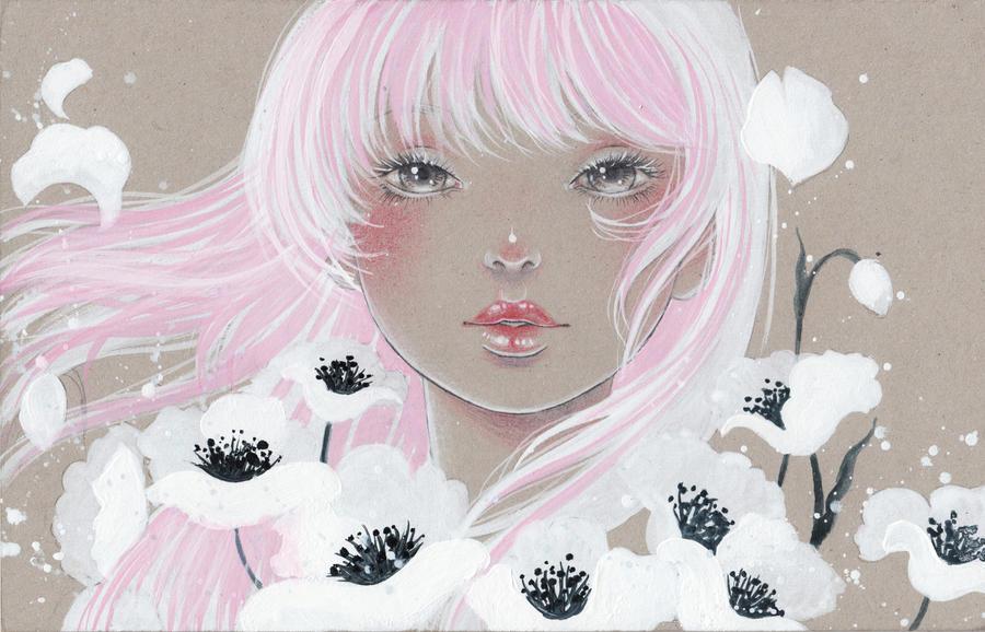 Pink by Victoria-Rivero