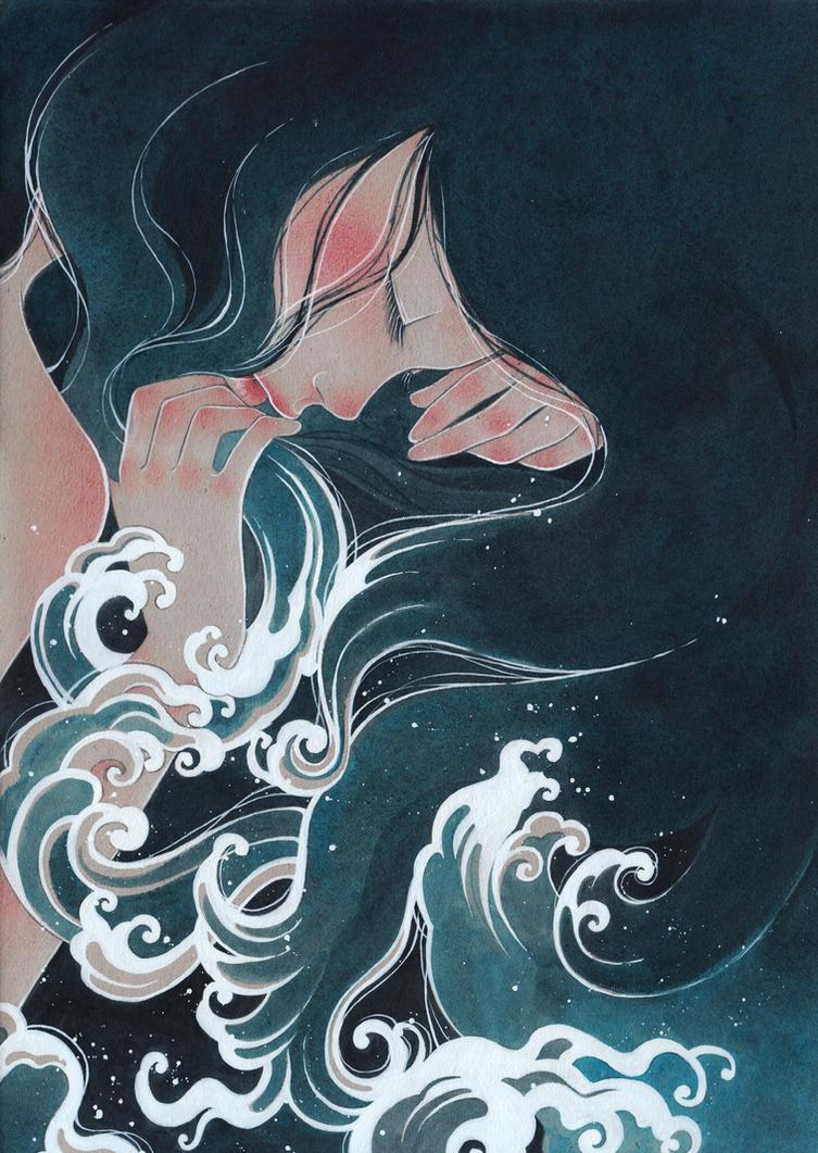 Sirenes 06 by Victoria-Rivero