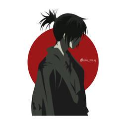 Noragami Minimalist (Yato)
