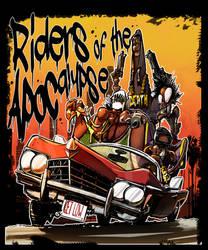 Ghetto Riders of the Apocalypse