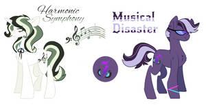 Musicans' Spawns by piidorenko
