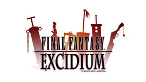 Final Fantasy Excidium Logo (Full HD)