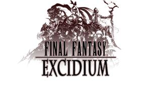 Final Fantasy Excidium alternative Logo (Full HD)