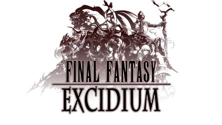 Final Fantasy Excidium alternative Logo (Full HD) by Manostion