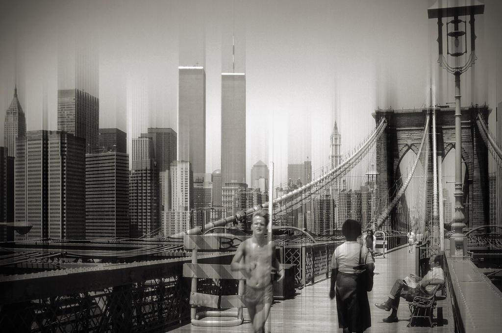 Brooklyn Bridge - New York by Marcusion