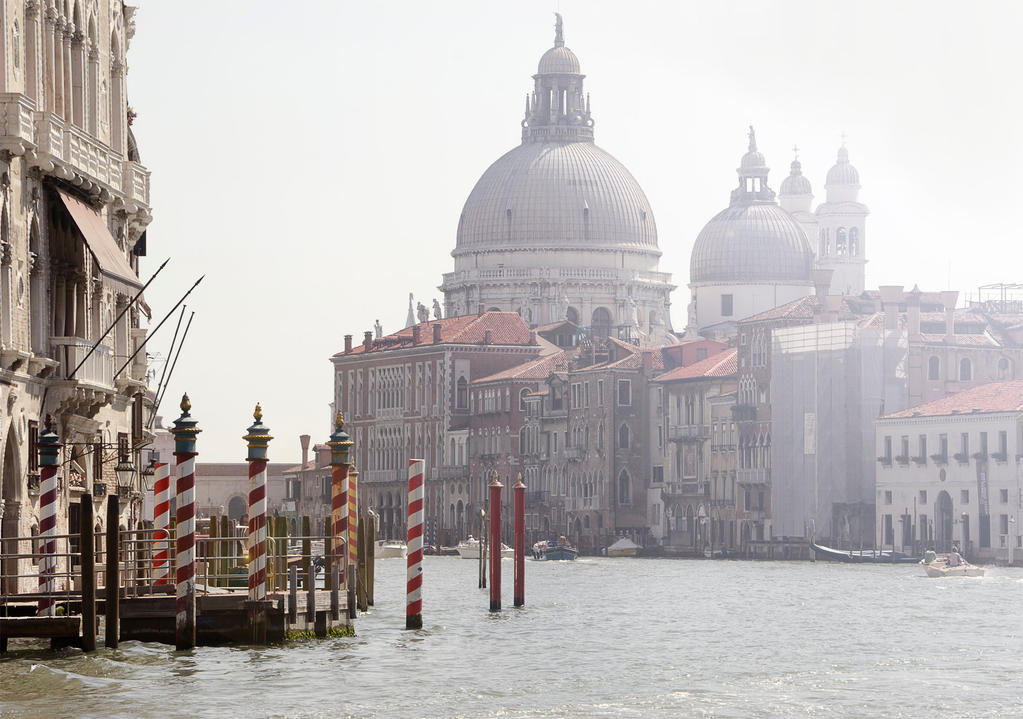 Santa Maria della Salute - Venice by Marcusion