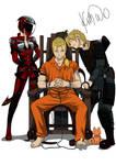prisoner manga Fullmetal Alchemist 2 by KIMJIMWO