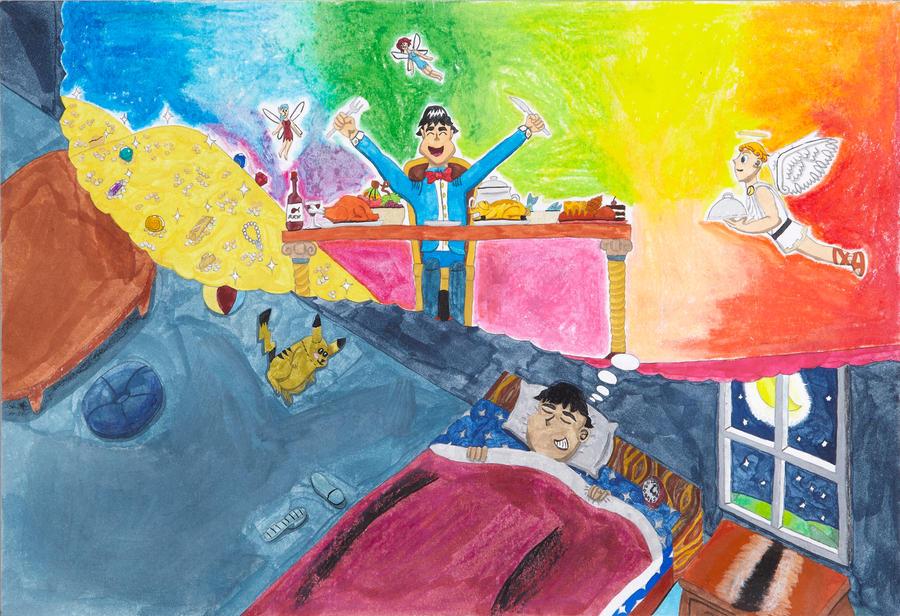 Beautiful dream by Chen-Bo-Quan