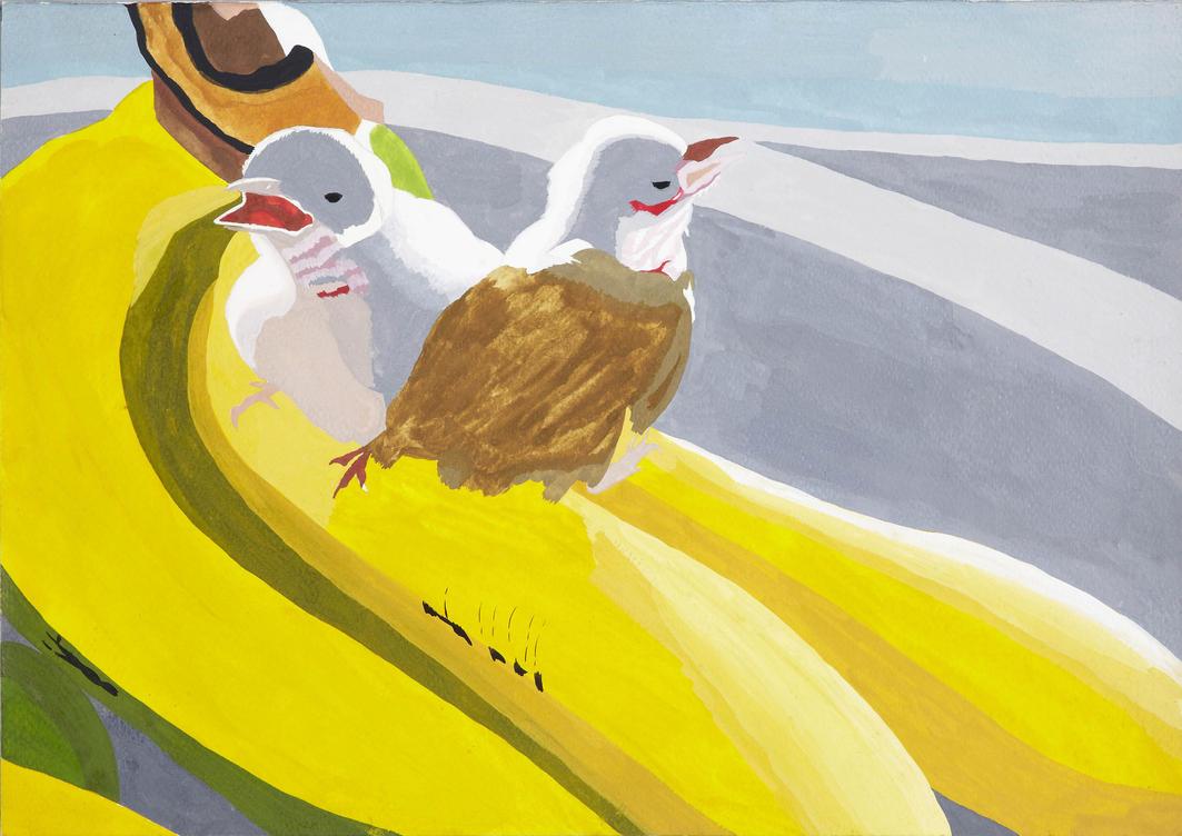 Little Birds by Chen-Bo-Quan