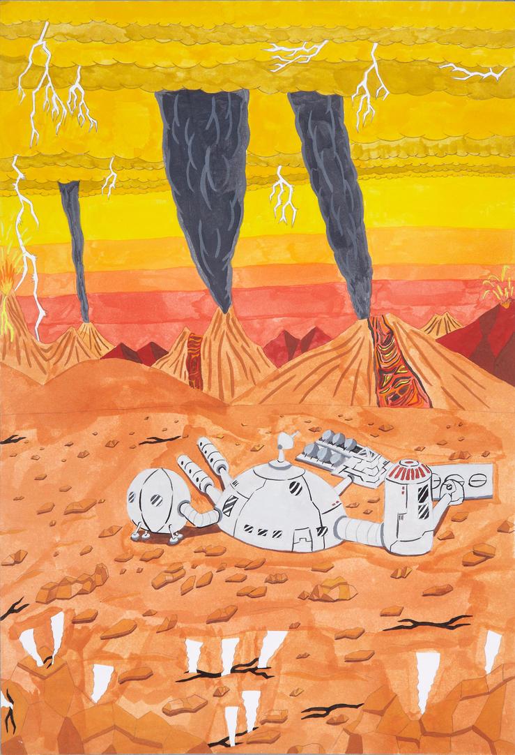 Venus base by Chen-Bo-Quan