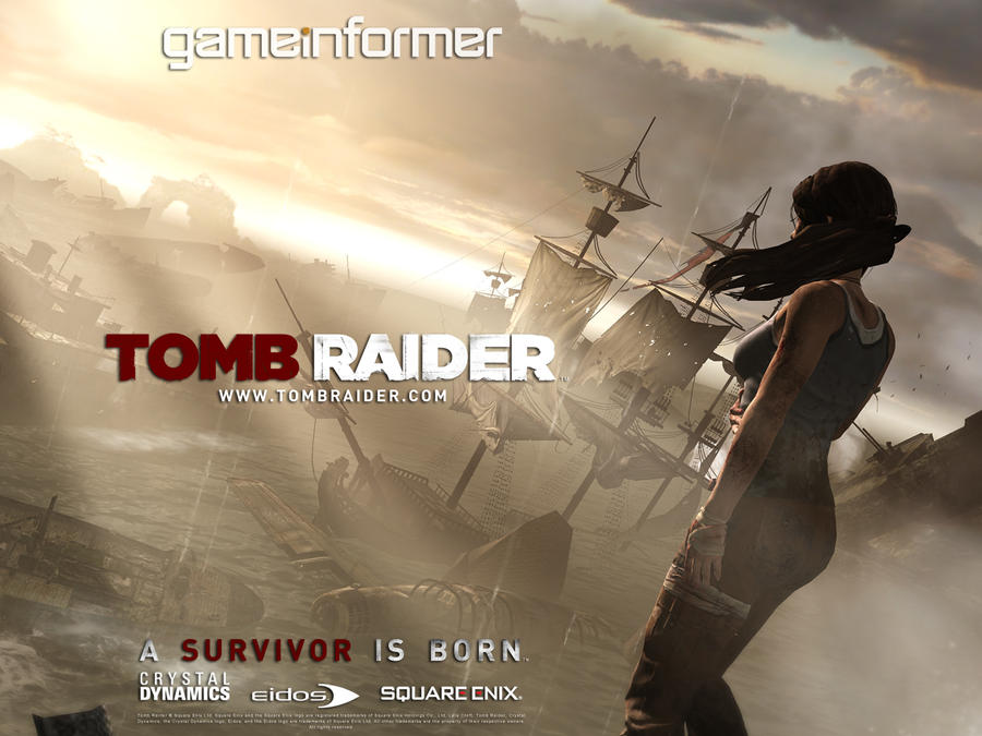 tomb raider wallpaper. Tomb Raider wallpaper 2 by