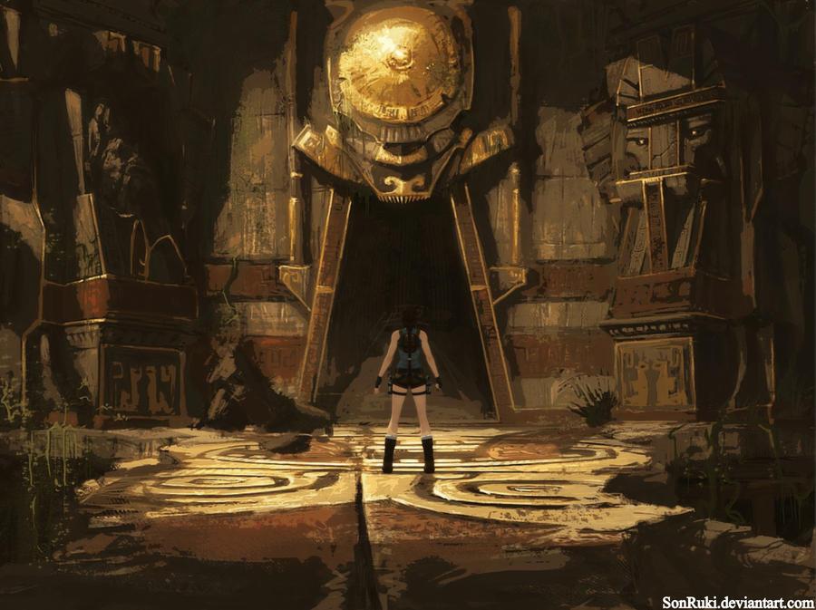 Lara Croft 09 by SonRuki