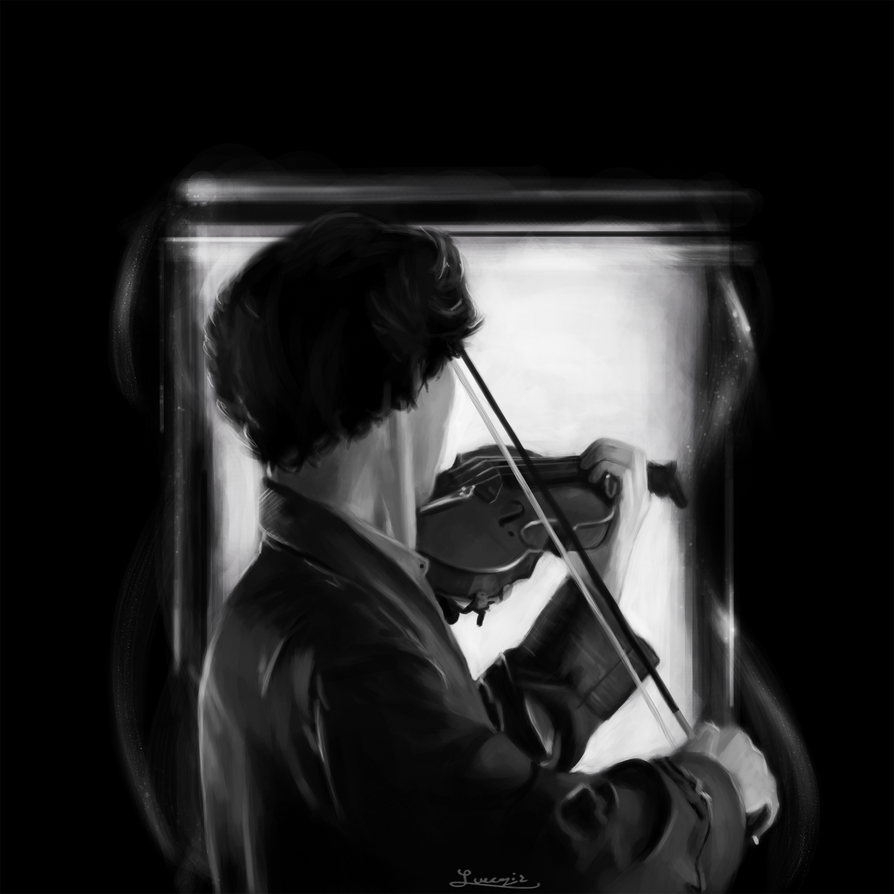 Sherlock Holmes by aizercul