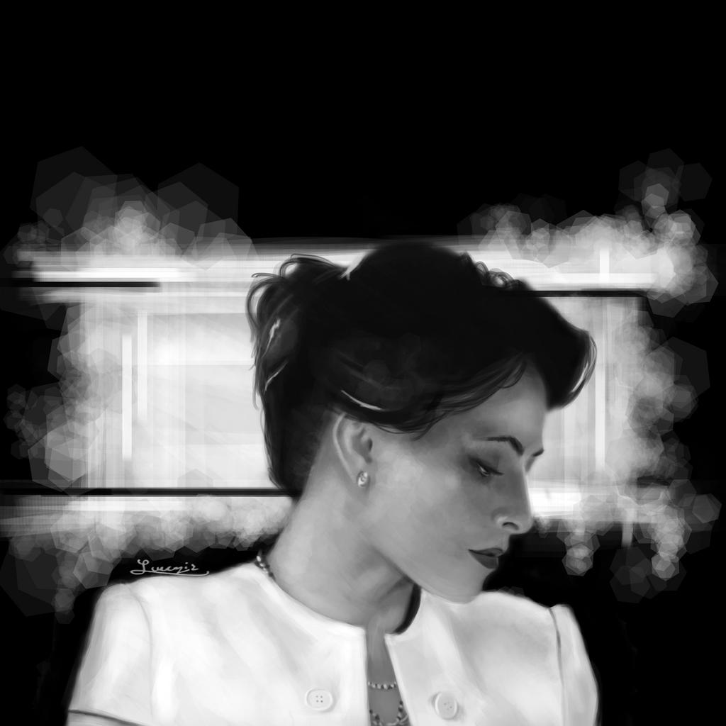 Irene Adler by aizercul