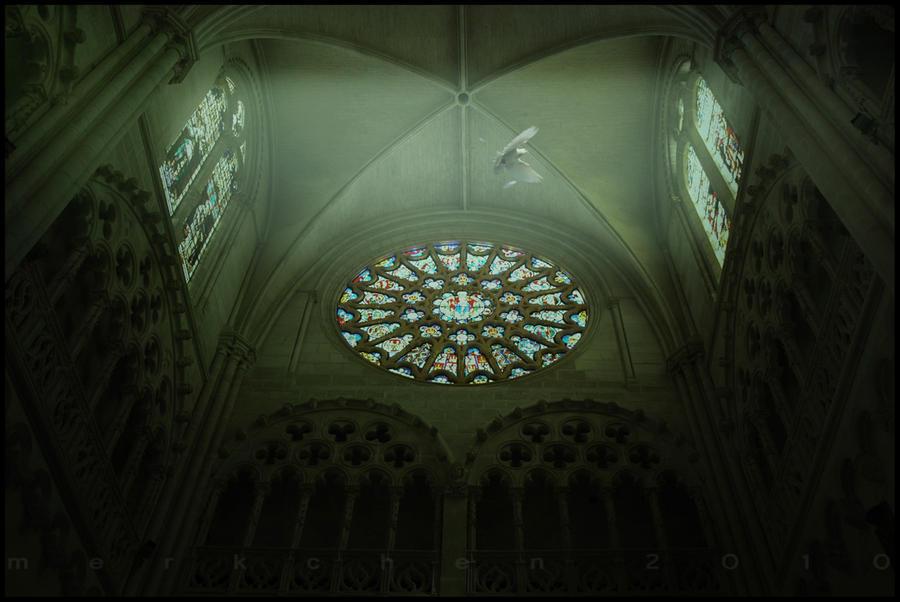 La catedral by merkchen