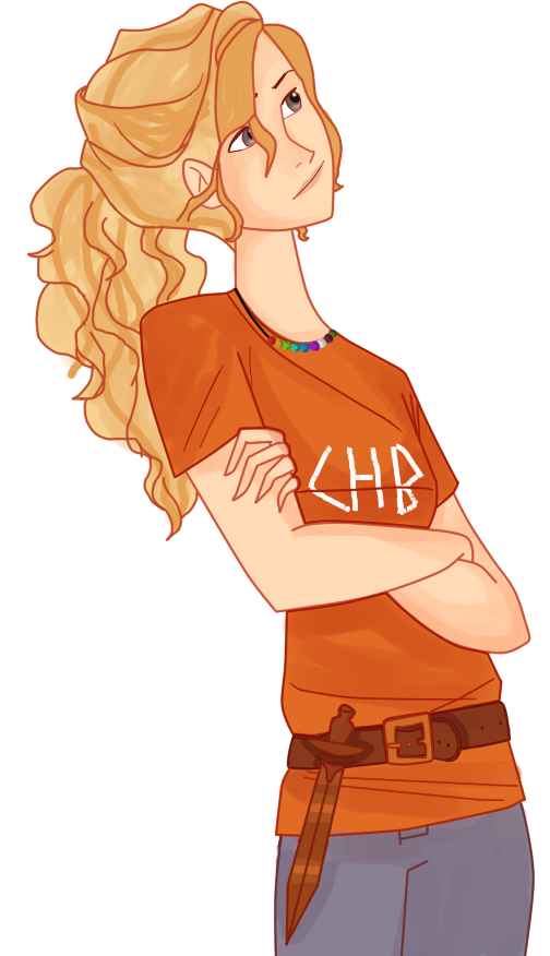 Annabeth Chase by iToriiii