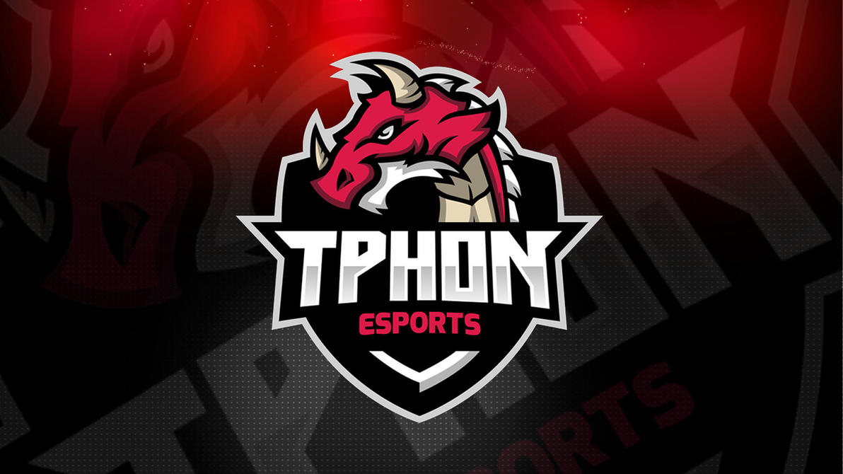 Tphon-Esports Wallpaper With New Logo By Tphon-esports On