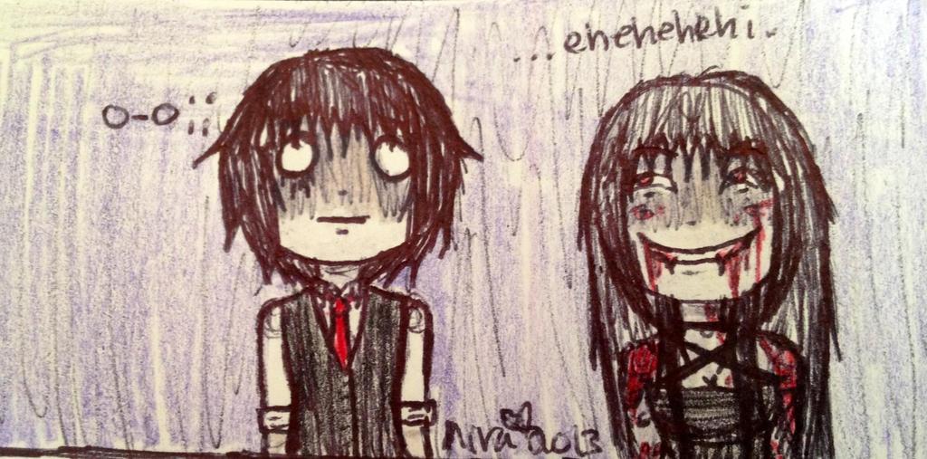 Ehehehehehi eue by TheLadyOfBlack